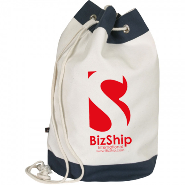 Customized Drawstring Backpacks in Cotton