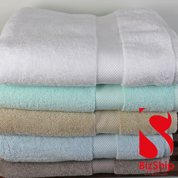 High Quality White Cotton Terry Towels from Pakistan